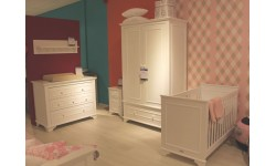 CHARLOTTE BLANC chambre complète
